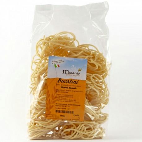"""Bucatini di grano duro antico  """"RUSSELLO"""" 500 gr"""